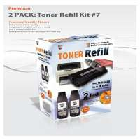 Professional Bulk Toner for Samsung ML-1710 - 2 refills