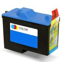 Remanufactured Dell Series 2, 7Y745 ink cartridge, color