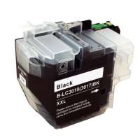High Quality Generic Cartridge for Brother LC3019BK - super high yield black