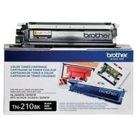 Brother TN210BK original toner cartridge, 2200 pages, black