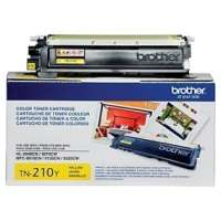 Brother TN210Y original toner cartridge, 1400 pages, yellow