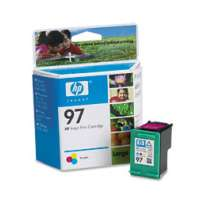 HP 97, C9363WN OEM ink cartridge, tri-color