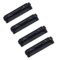 Compatible for Canon 046H toner cartridges - Pack of 4