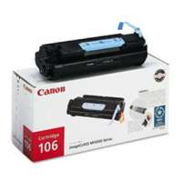 Canon 106 original toner cartridge, 5000 pages, black