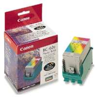 Genuine OEM Original Canon BCI-62 printer ink cartridge - color