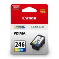 Canon CL-246 OEM ink cartridge, color