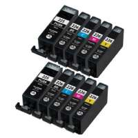 Compatible Canon CLI-226, PGI-225 ink cartridges, 10 pack