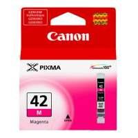 Genuine Original Canon CLI-42 ink cartridge - magenta