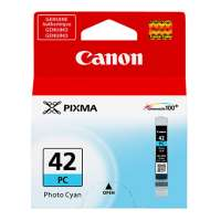 Genuine Original Canon CLI-42 ink cartridge - photo cyan