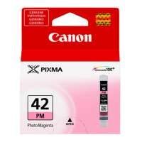 Genuine Original Canon CLI-42 ink cartridge - photo magenta