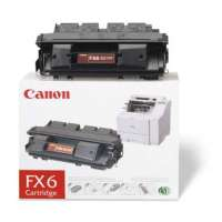 Genuine OEM Original Canon H11-6431-220 (FX-6) toner cartridge - black