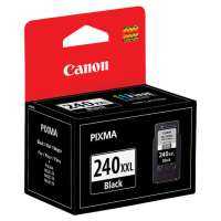 Canon PG-240XXL OEM ink cartridge, extra high yield, pigment black