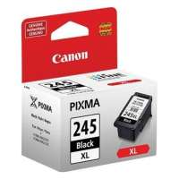 Canon PG-245XL OEM ink cartridge, high yield, pigment black
