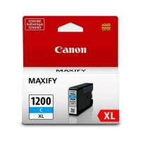 Canon PGI-1200C XL OEM ink cartridge, high yield, cyan