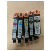 Genuine OEM Canon PGI-280/CLI-281 Setup Cartridges - 5 pack