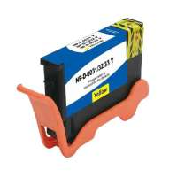 Compatible Dell Series 33, GRW63 ink cartridge, yellow