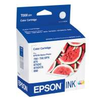 Genuine OEM Original Epson T008201 printer ink cartridge - photo