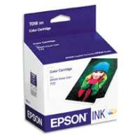 Genuine OEM Original Epson T018201 printer ink cartridge - color