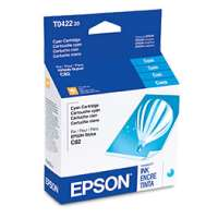 Genuine OEM Original Epson T042220 printer ink cartridge - cyan