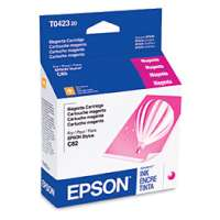 Genuine OEM Original Epson T042320 printer ink cartridge - magenta