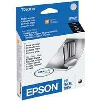 Epson 60, T060120 OEM ink cartridge, black