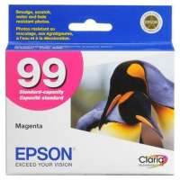 Epson 99, T099320 OEM ink cartridge, magenta