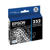 Epson 252, T252120 OEM ink cartridge, black