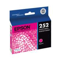 Epson 252, T252320 OEM ink cartridge, magenta