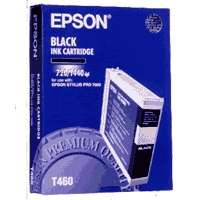 Epson T460011 OEM ink cartridge, black