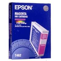 Epson T462011 OEM ink cartridge, magenta