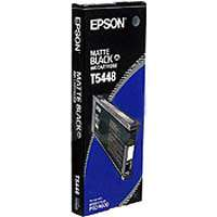 Epson T544800 OEM ink cartridge, matte black