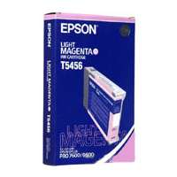 Epson T545600 OEM ink cartridge, light magenta