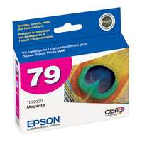 Epson 79, T079320 OEM ink cartridge, high yield, magenta