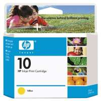 HP 10, C4842A OEM ink cartridge, yellow