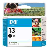 HP 13, C4814A OEM ink cartridge, black