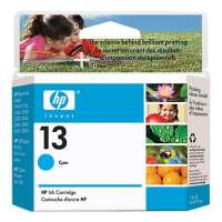 HP 13, C4815A OEM ink cartridge, cyan