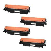 Compatible HP CF218A (18A) toner cartridges - 4-pack