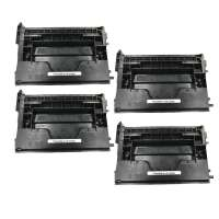 Compatible HP CF237A (37A) pack of 4 toner cartridges