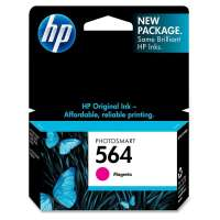 HP 564, CB319WN OEM ink cartridge, magenta