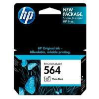 HP 564, CB317WN OEM ink cartridge, photo black