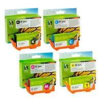 Premium replacement for HP 564XL ink cartridges, made in USA, high yield, 4 pack