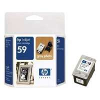 HP 59, C9359AN OEM ink cartridge, photo gray