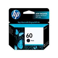 HP 60, CC640WN OEM ink cartridge, black