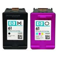 HP 61, CR259FN OEM ink cartridges, 2 pack