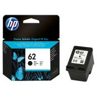 HP 62, C2P04AN OEM ink cartridge, black