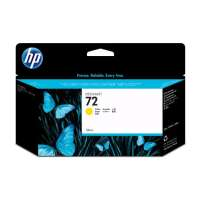 HP 72XL, C9373A OEM ink cartridge, high yield, yellow