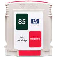 HP 85, C9426A OEM ink cartridge, magenta