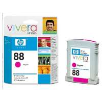 HP 88, C9387AN OEM ink cartridge, magenta