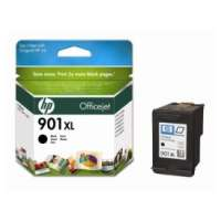 HP 901XL, CC654AN OEM ink cartridge, high yield, black