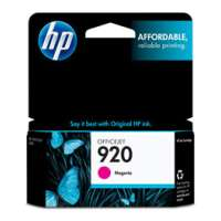 HP 920, CH635AN OEM ink cartridge, magenta